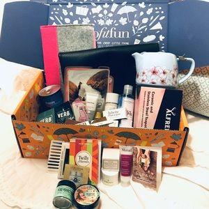 FabFitFun Box 41 products!!!!!
